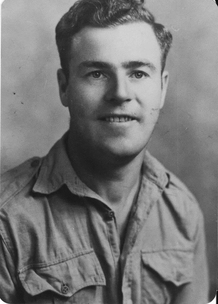 Eric Blackwell WW2