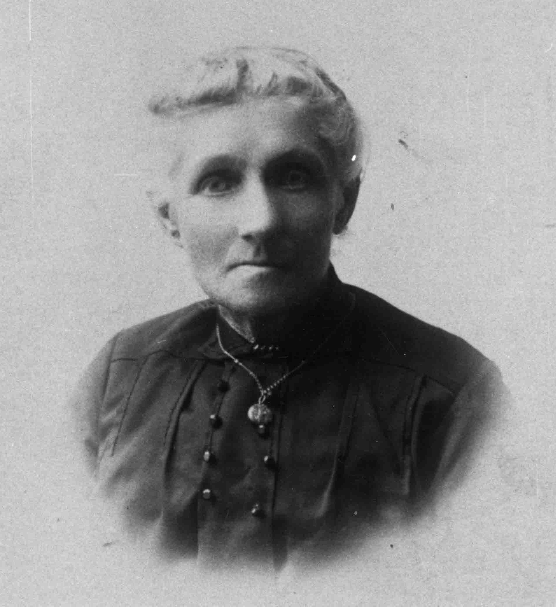 Ann (Miller) Blackwell 1841-1923