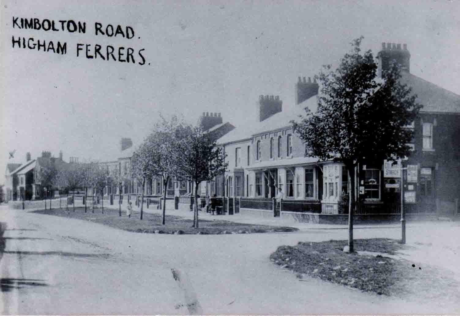 KimboltonRoad, Higham Ferrers, England