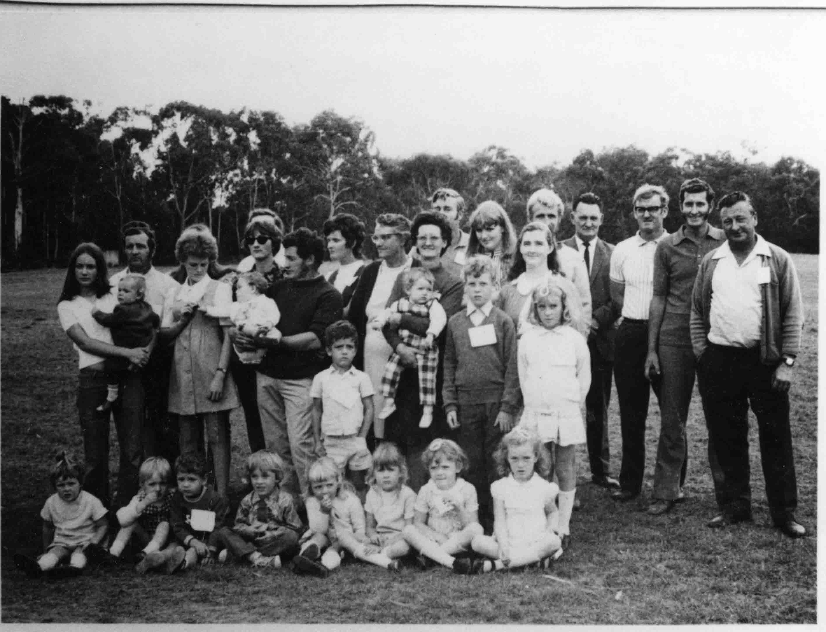 1972 Dawes Reunion Beaconsfield