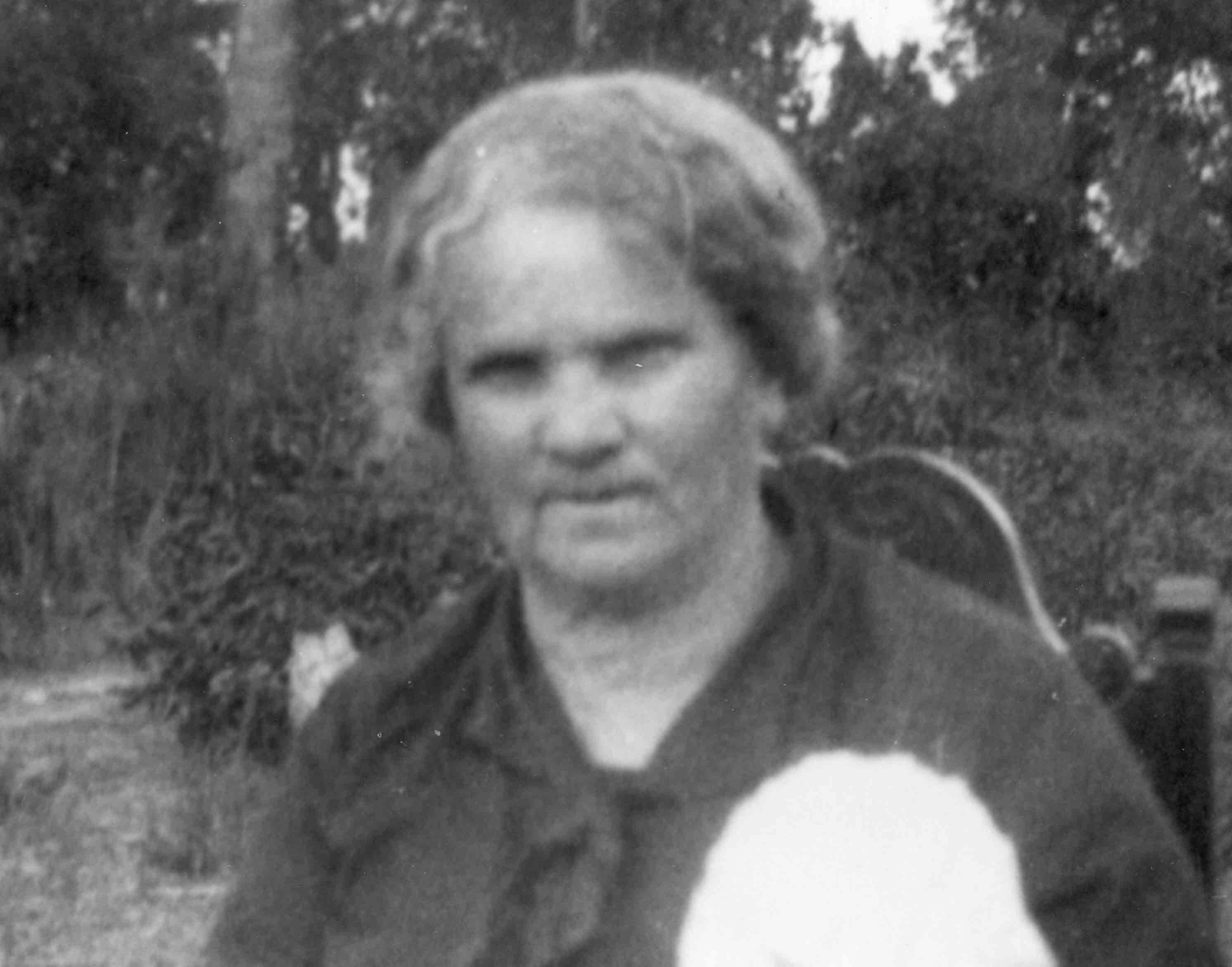 Frances Mary Ann Morgan 1862 - 1932